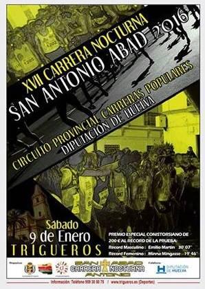XVII Carrera Nocturna San Antonio Abad 2016