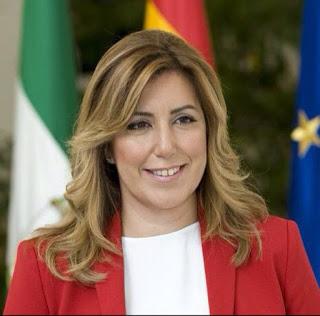 Susana Díaz Acepta la Presidencia de Honor de los VI Juegos Europeos de Policía y Bomberos Huelva 2016