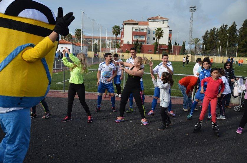 Isla Cristina Celebró el Torneo de Fútbol