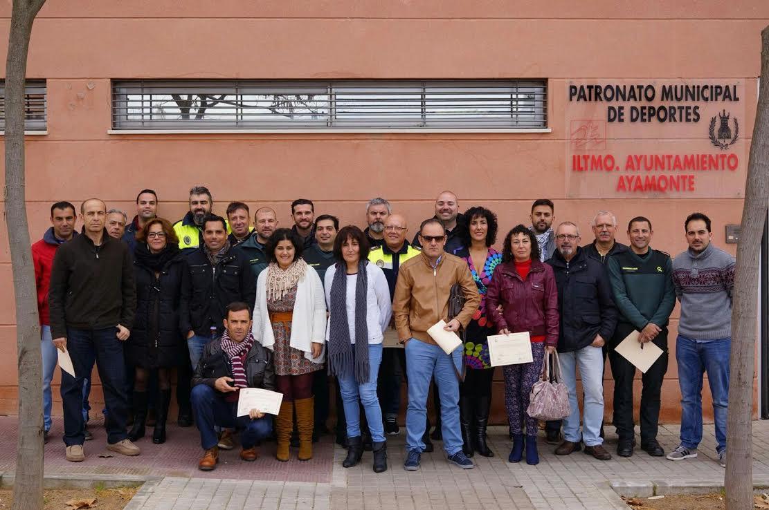 Isla Cristina participa en un taller formativo sobre Violencia de Género impartido en Ayamonte