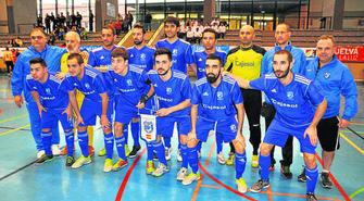 Gran comienzo para el Campeón CD Sordos Huelva