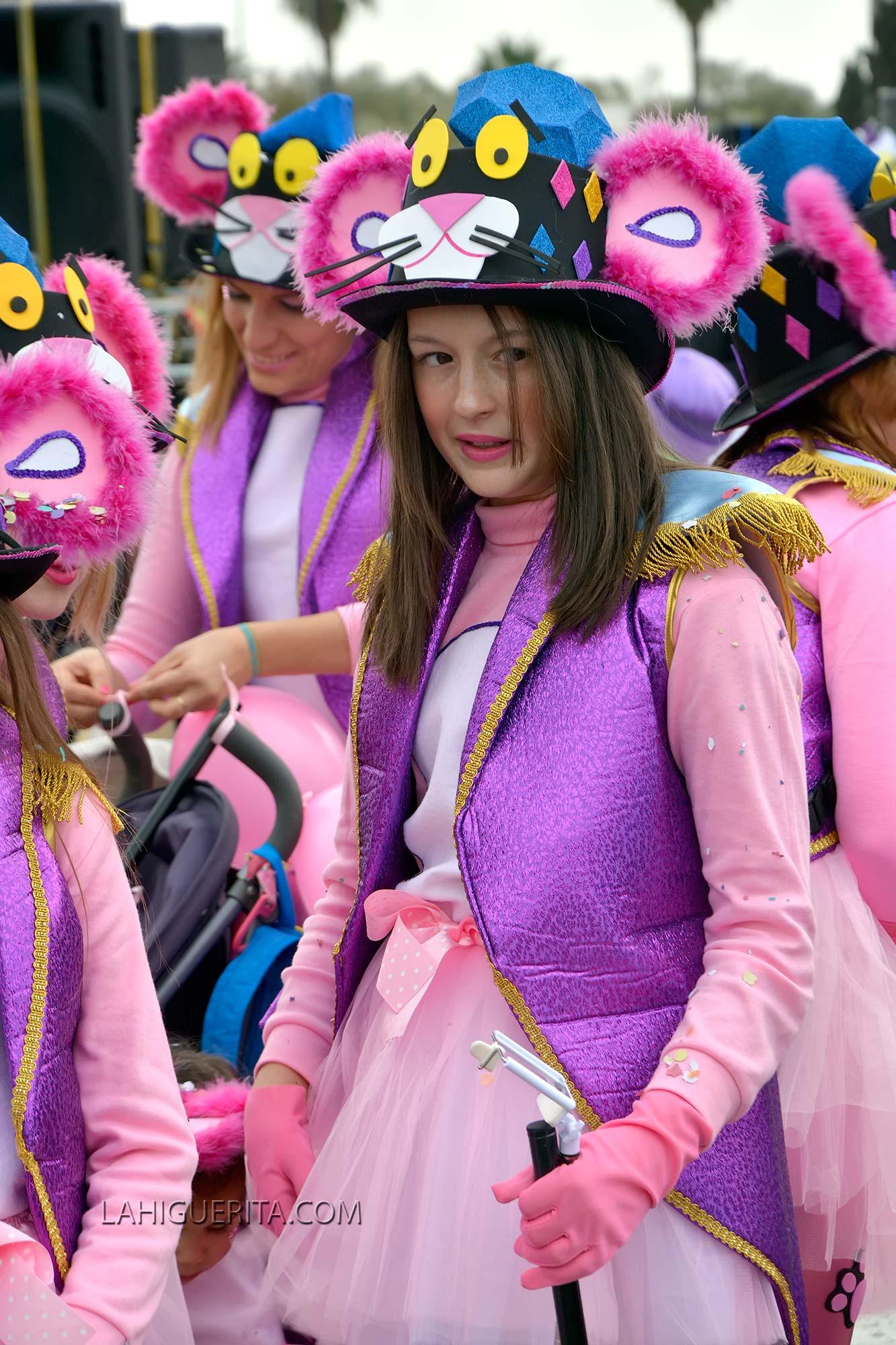 Cabalgata infantil carnaval isla cristina _DSC7977