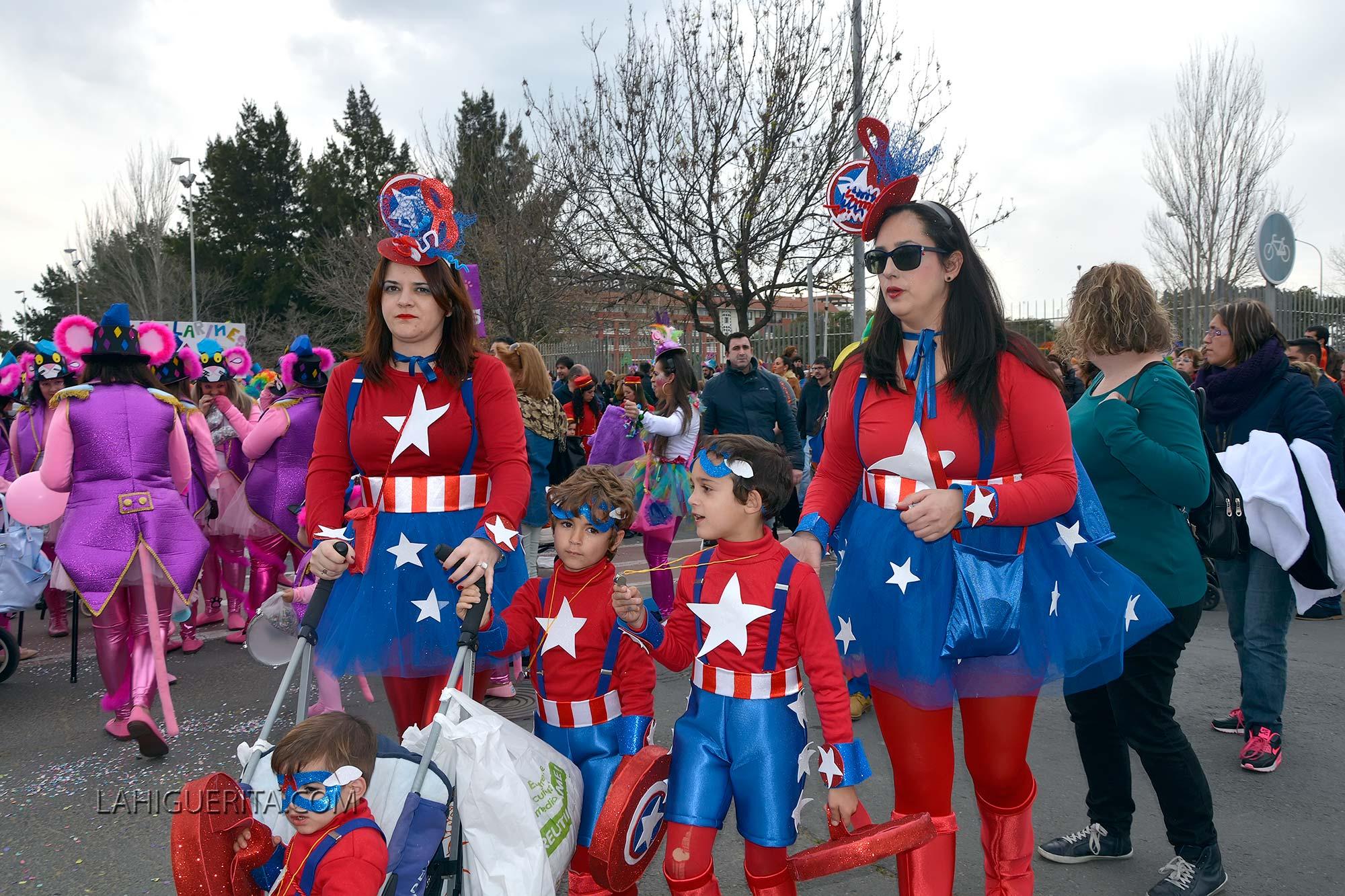 Cabalgata infantil carnaval isla cristina _DSC7984