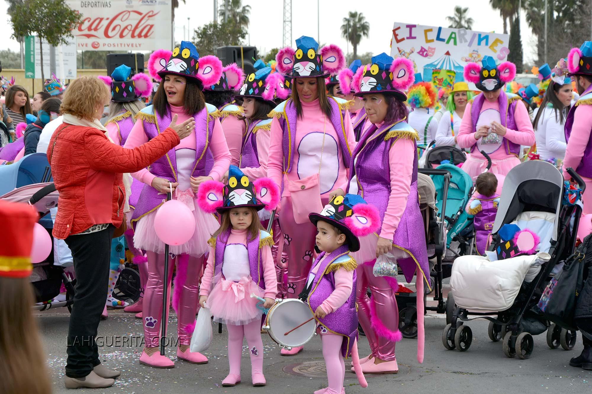 Cabalgata infantil carnaval isla cristina _DSC7995