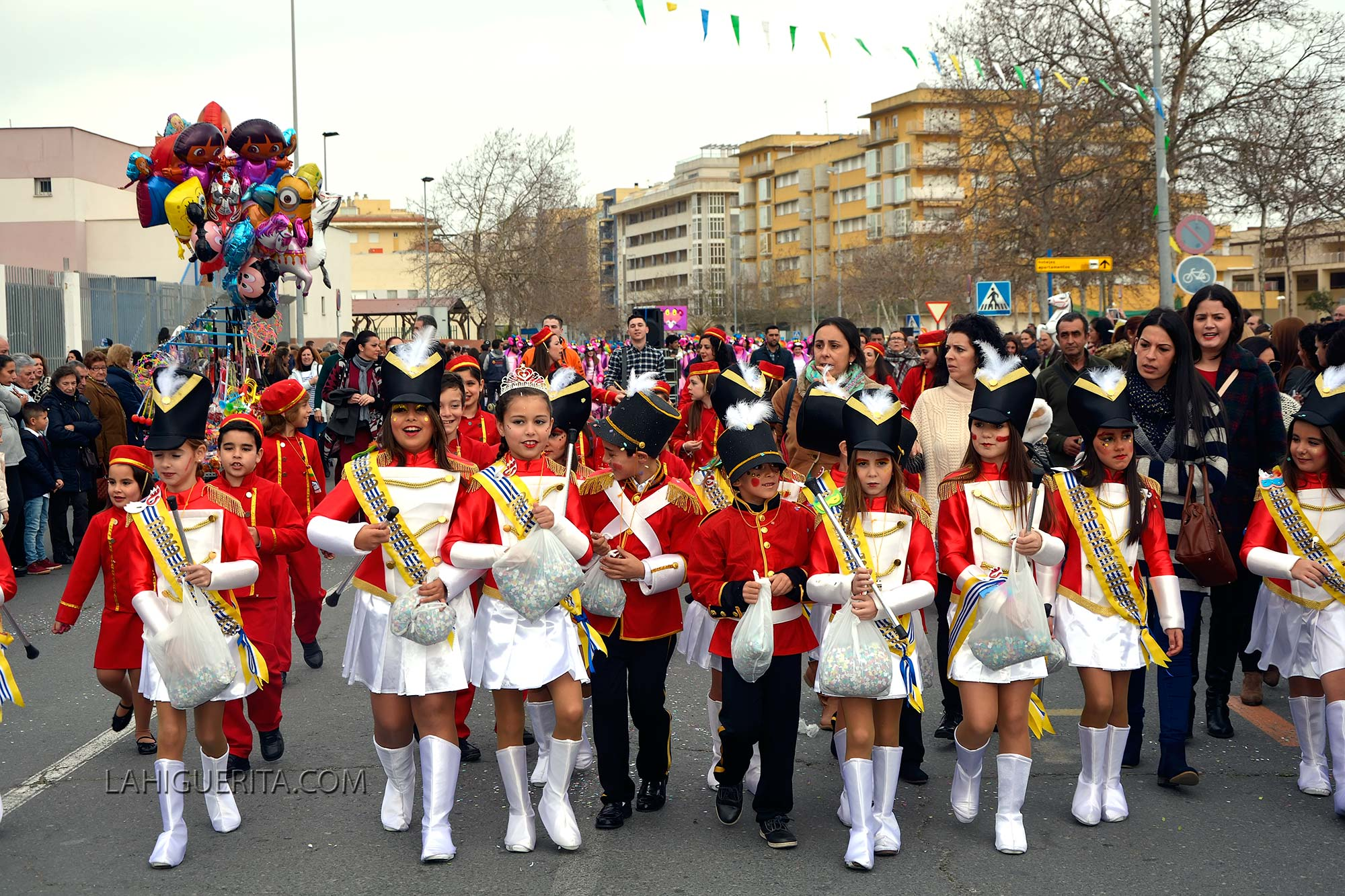Cabalgata infantil carnaval isla cristina _DSC8013