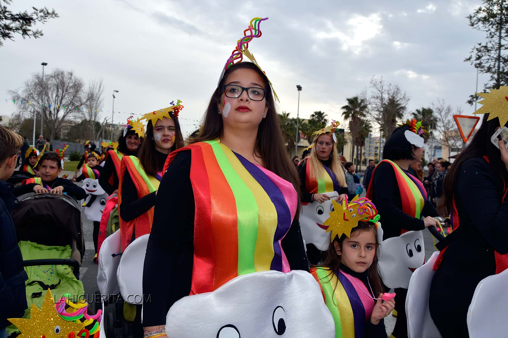 Cabalgata infantil carnaval isla cristina _DSC8092