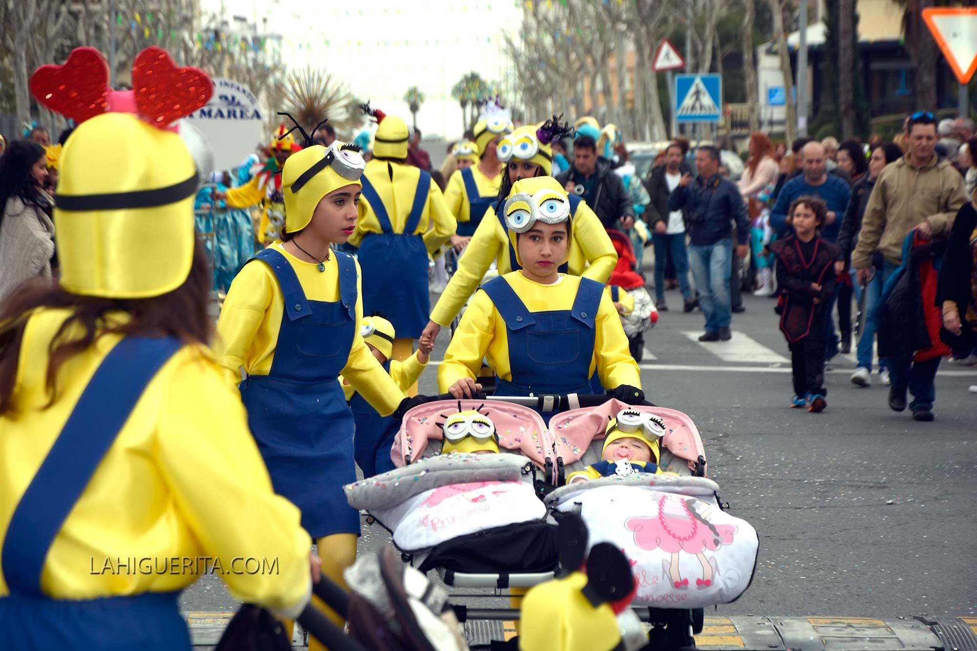 Cabalgata infantil carnaval isla cristina _DSC8110