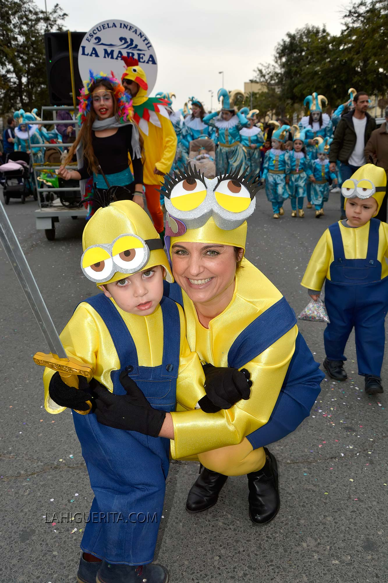 Cabalgata infantil carnaval isla cristina _DSC8117