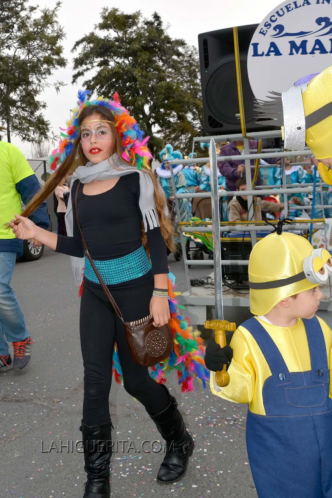Cabalgata infantil carnaval isla cristina _DSC8119