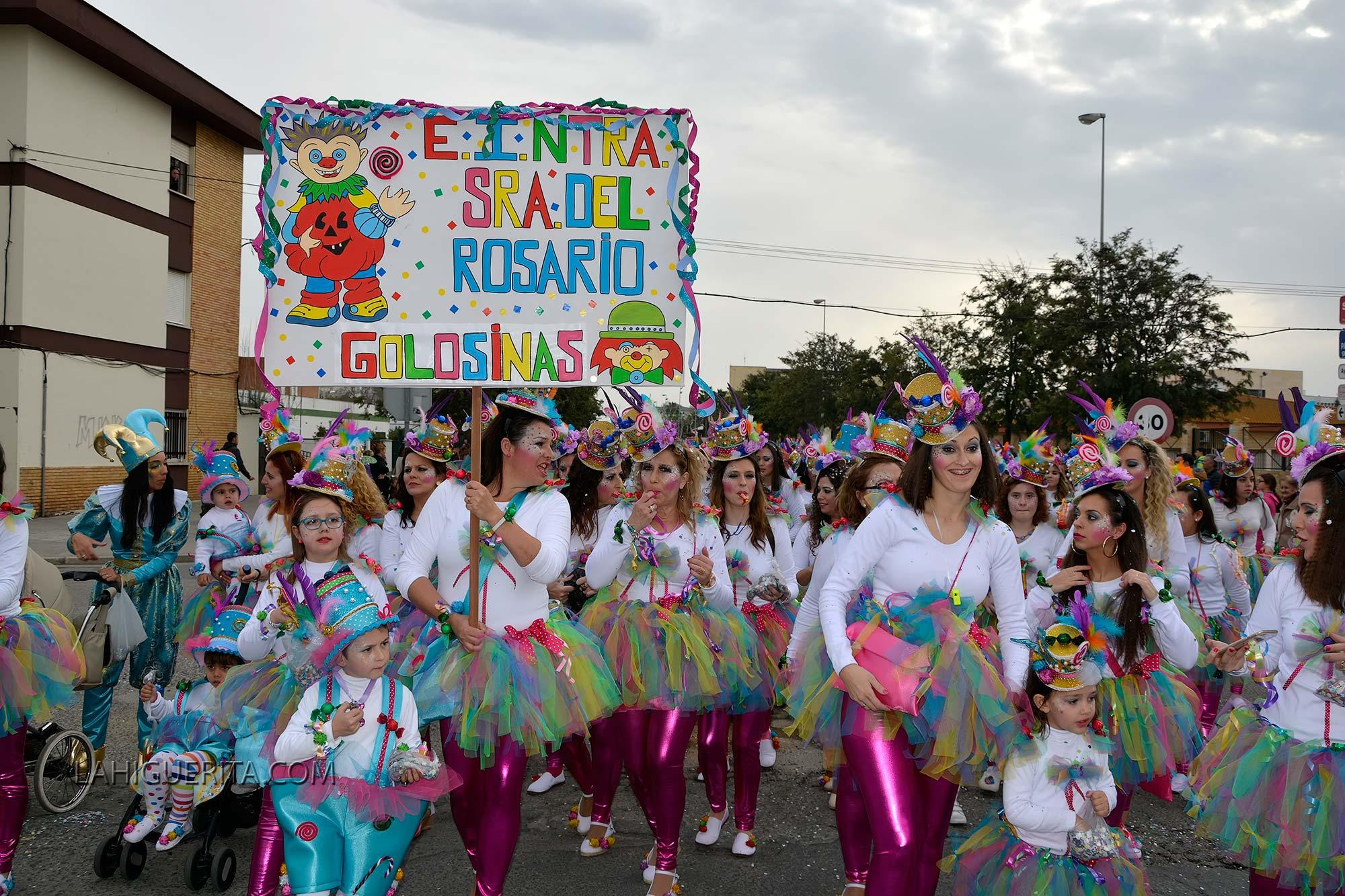 Cabalgata infantil carnaval isla cristina _DSC8140