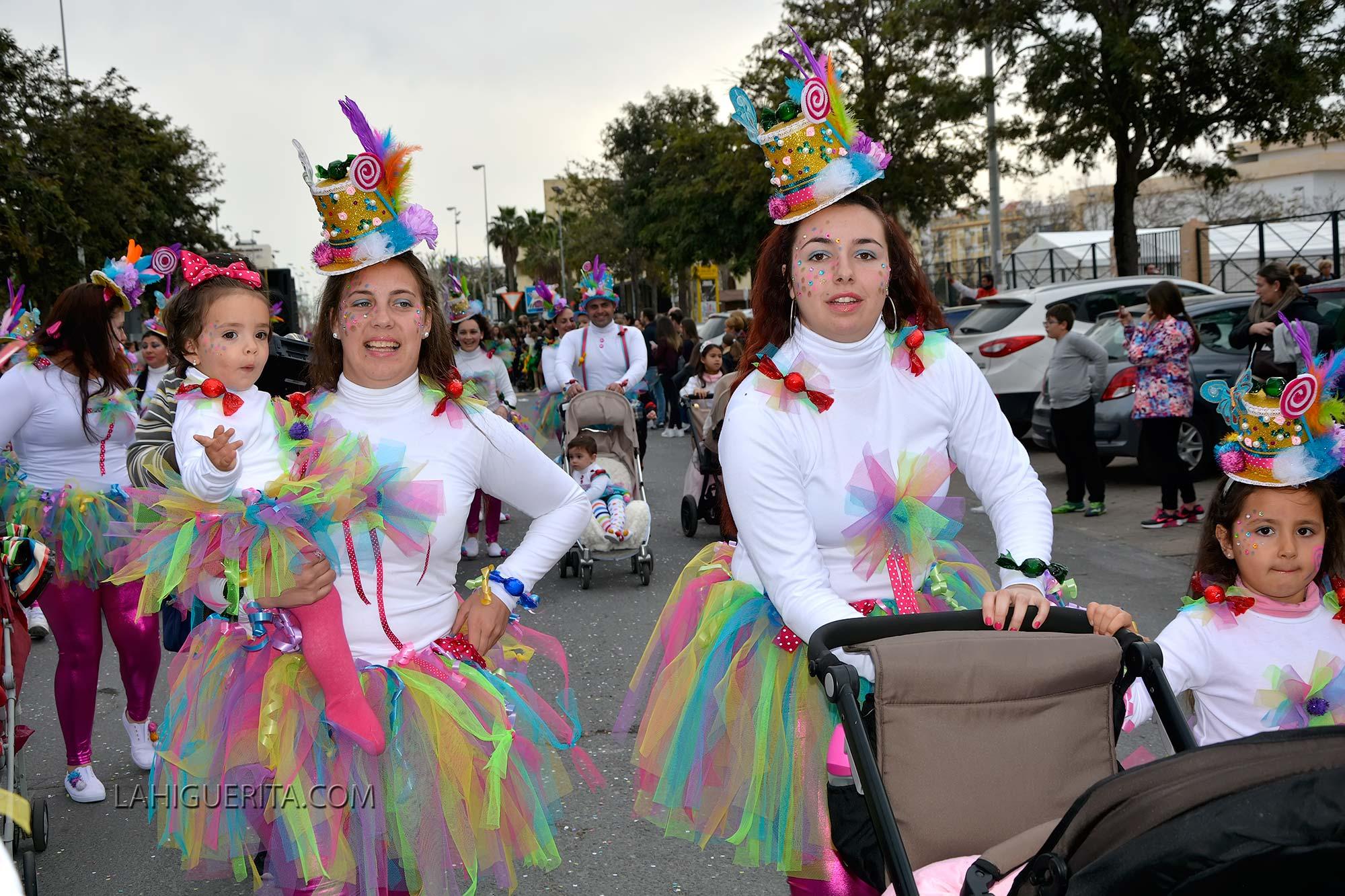 Cabalgata infantil carnaval isla cristina _DSC8175
