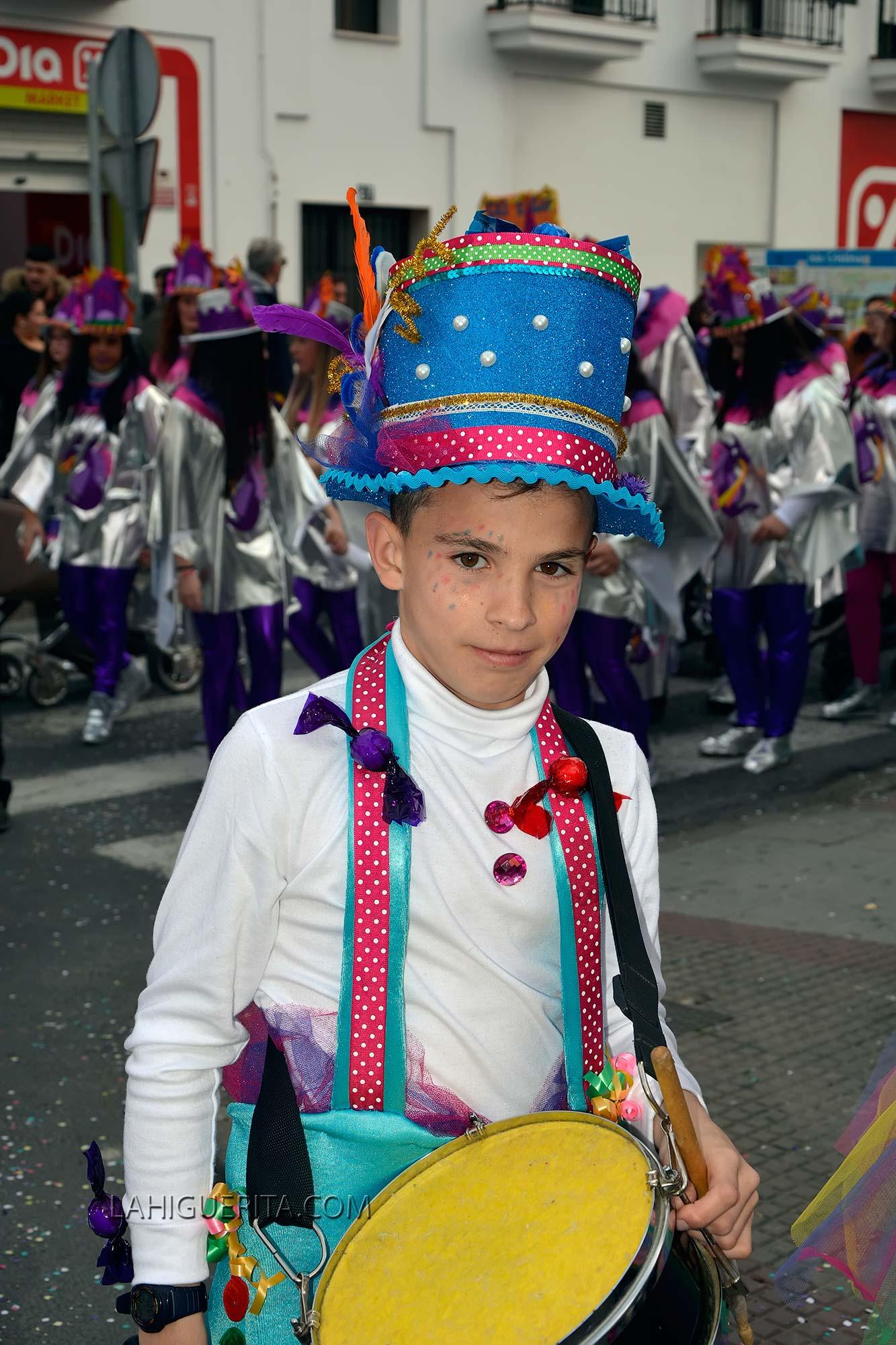 Cabalgata infantil carnaval isla cristina _DSC8201