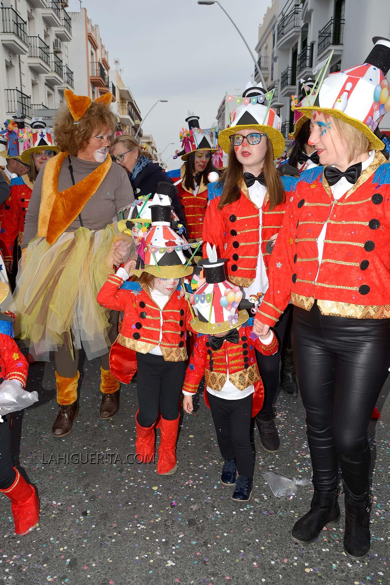 Cabalgata infantil carnaval isla cristina _DSC8225
