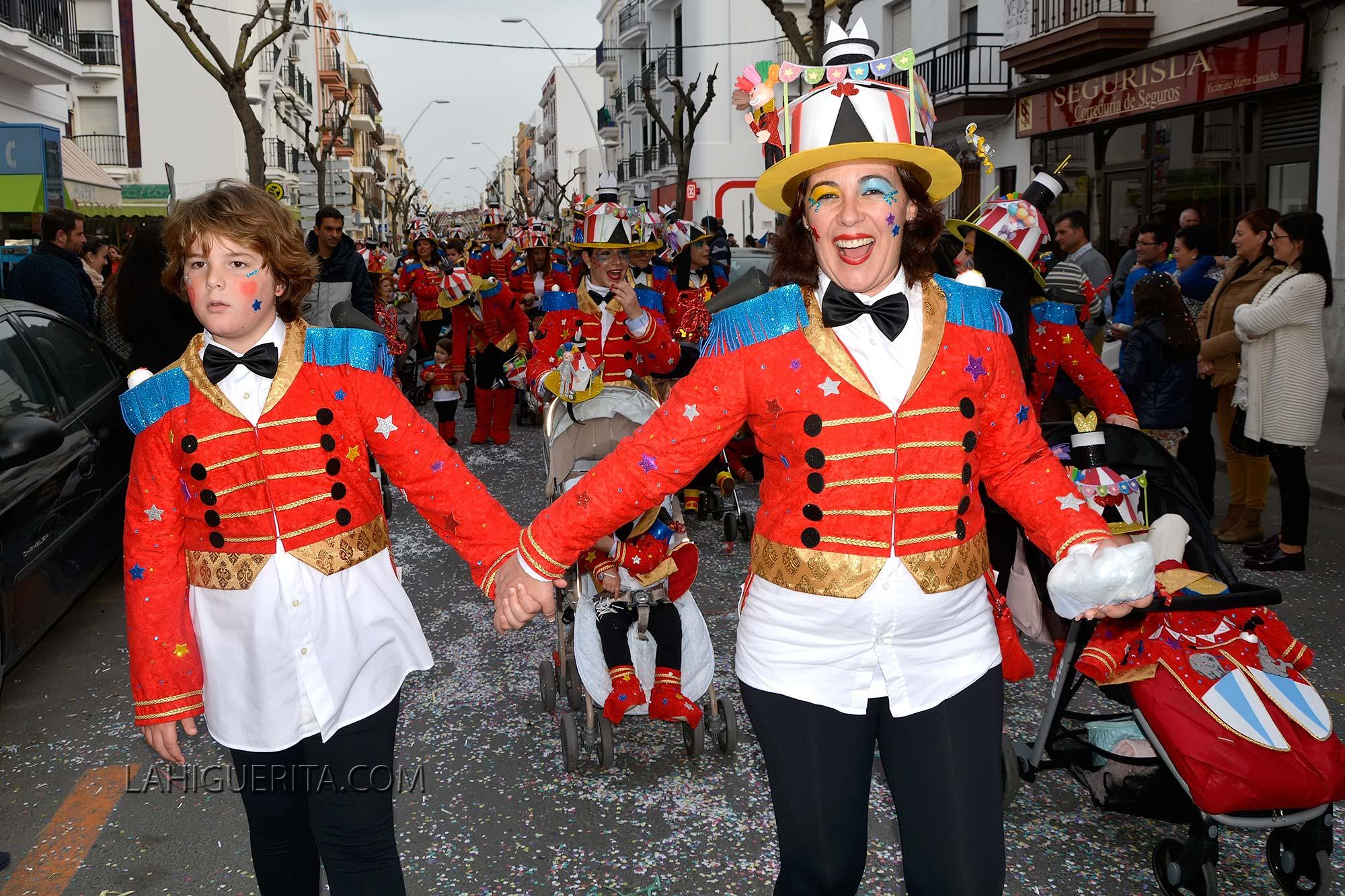 Cabalgata infantil carnaval isla cristina _DSC8235