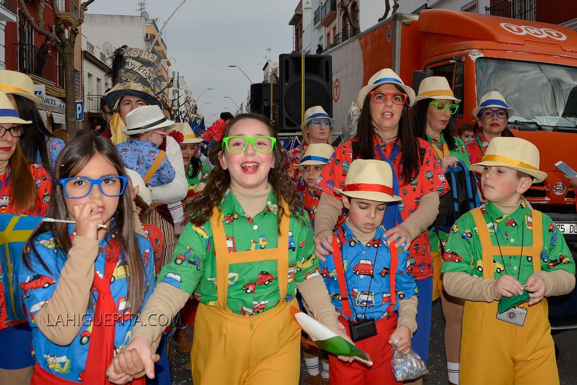 Cabalgata infantil carnaval isla cristina _DSC8258