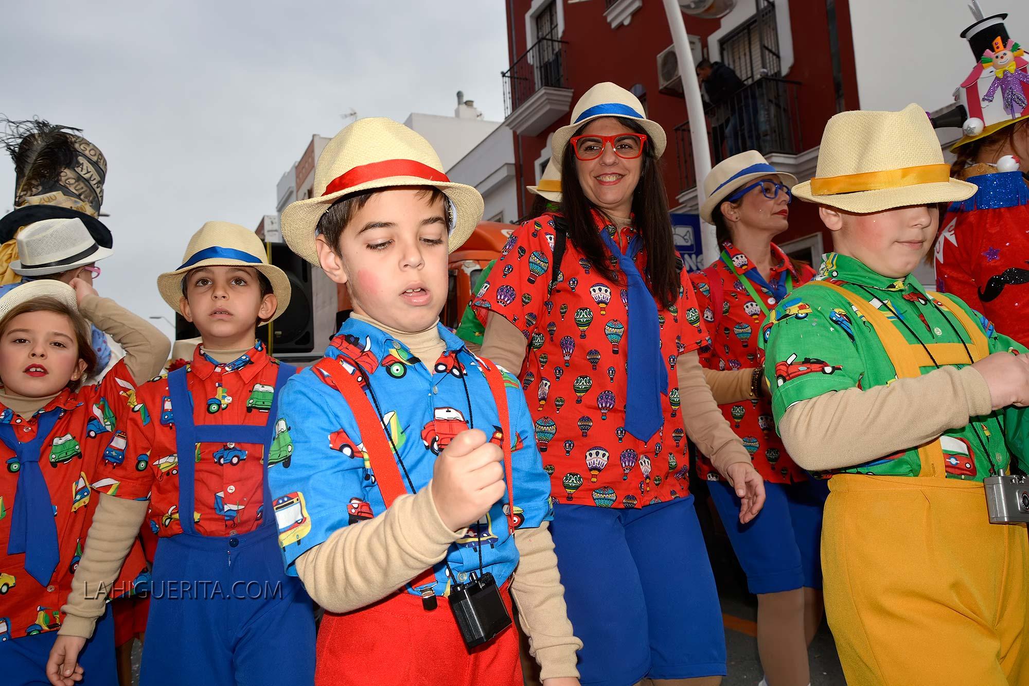 Cabalgata infantil carnaval isla cristina _DSC8259