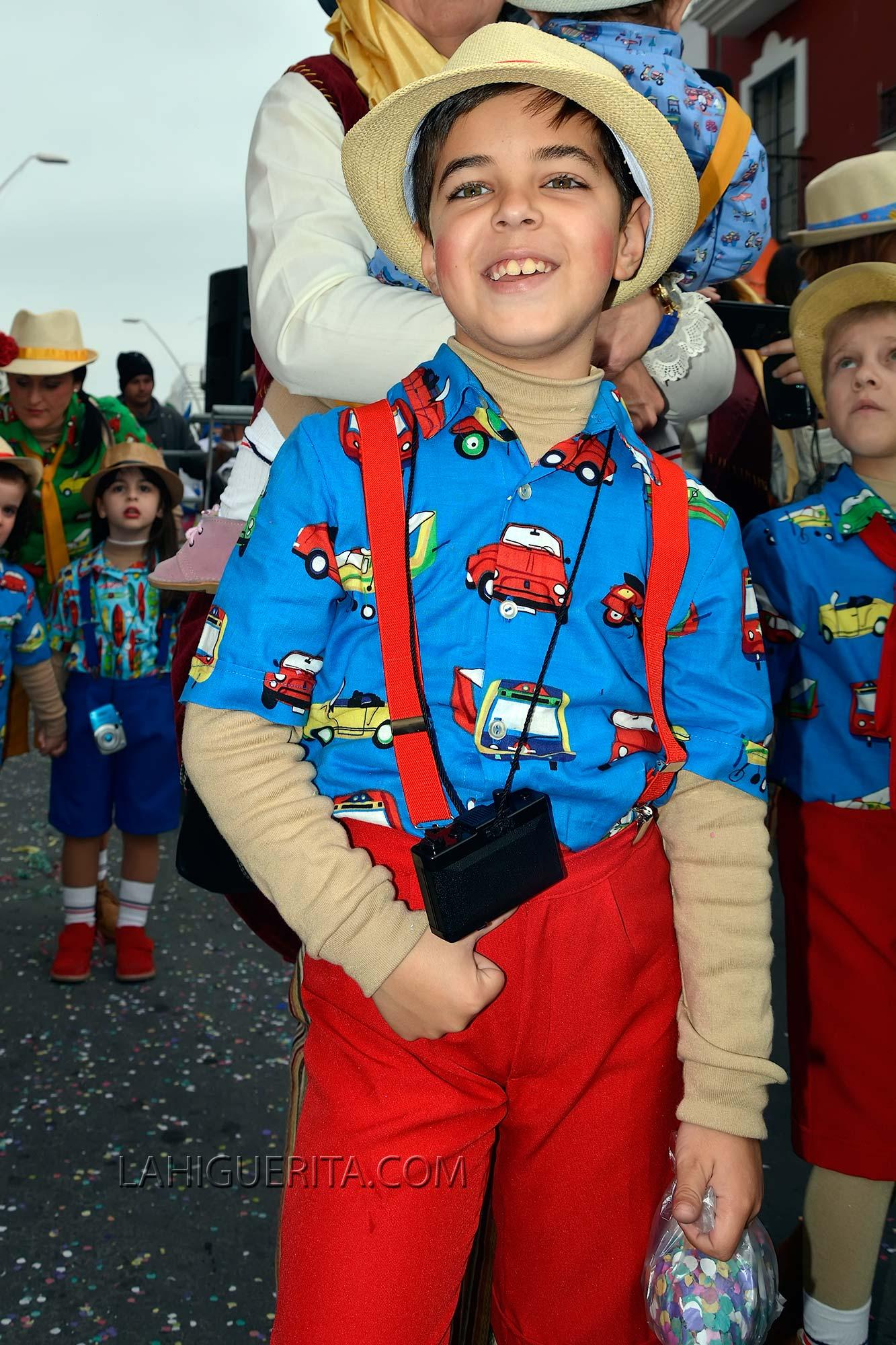Cabalgata infantil carnaval isla cristina _DSC8260
