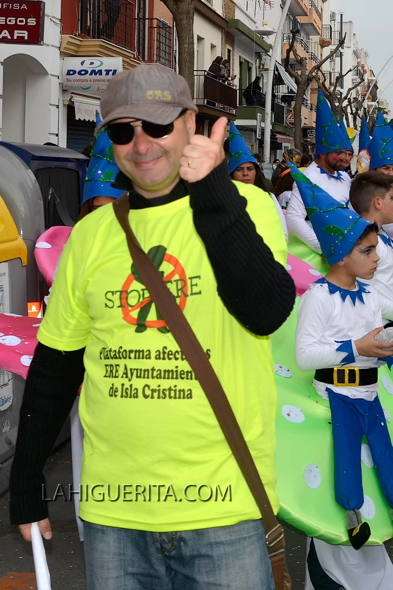 Cabalgata infantil carnaval isla cristina _DSC8266