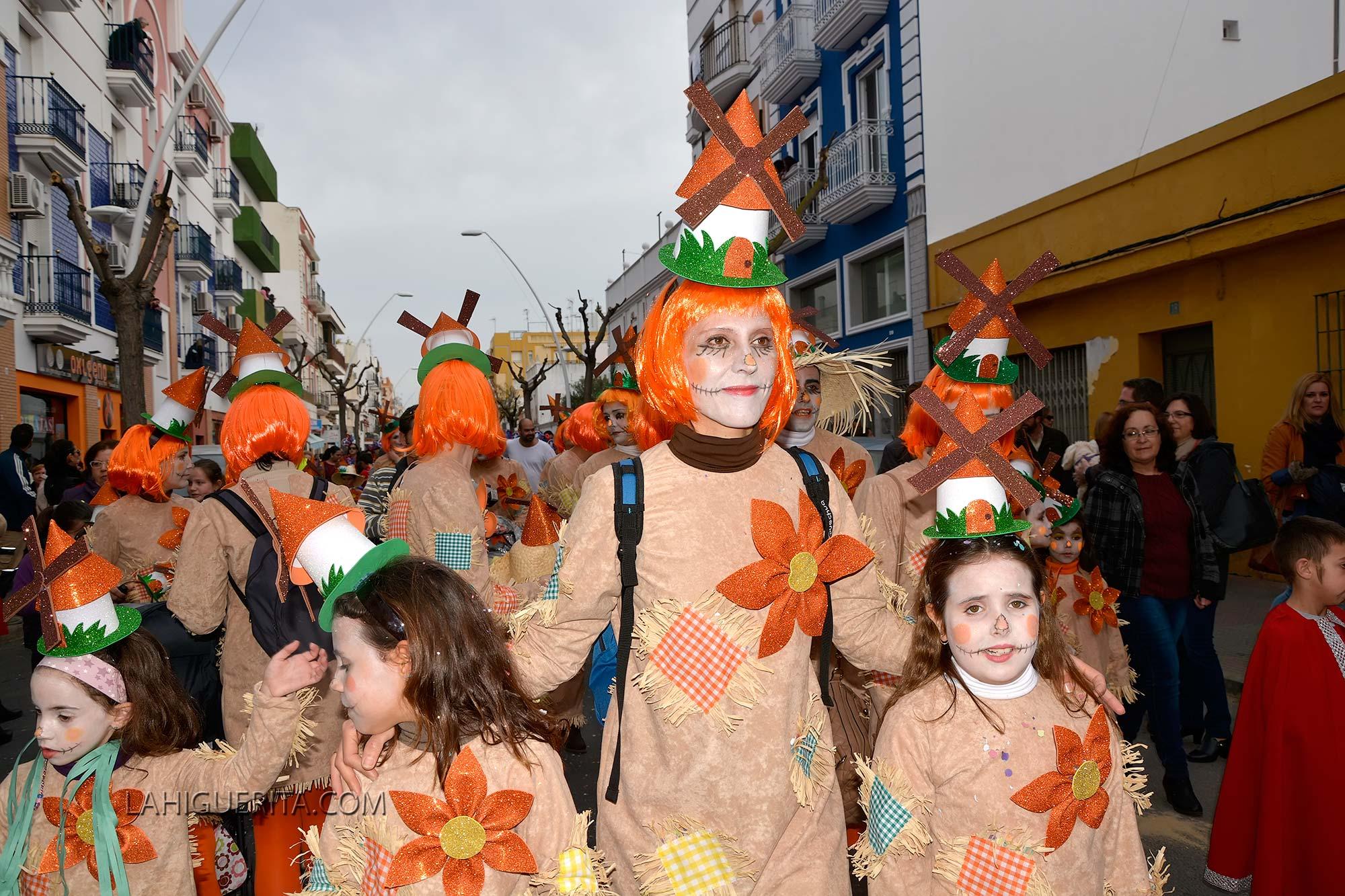 Cabalgata infantil carnaval isla cristina _DSC8308