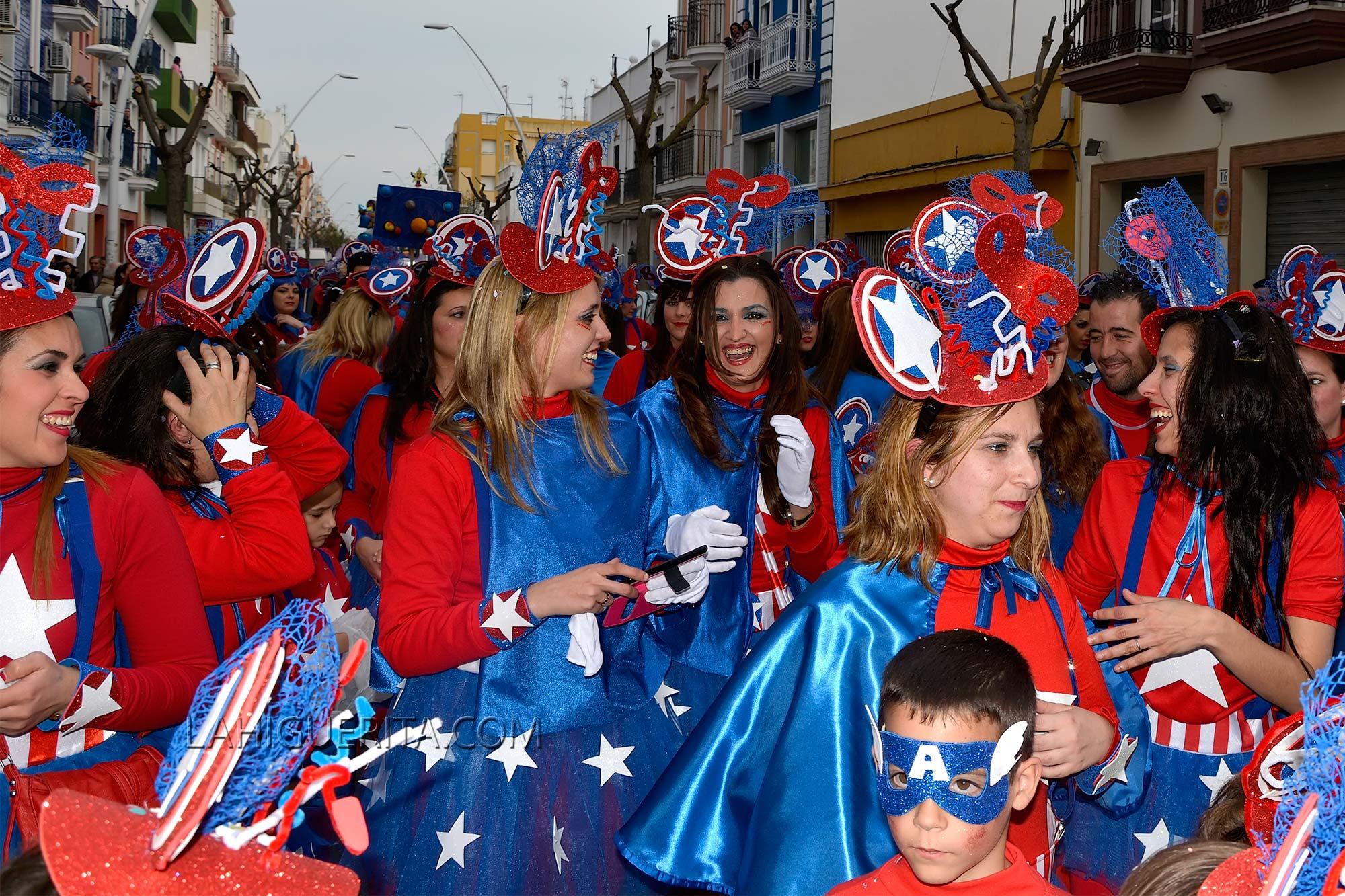 Cabalgata infantil carnaval isla cristina _DSC8318