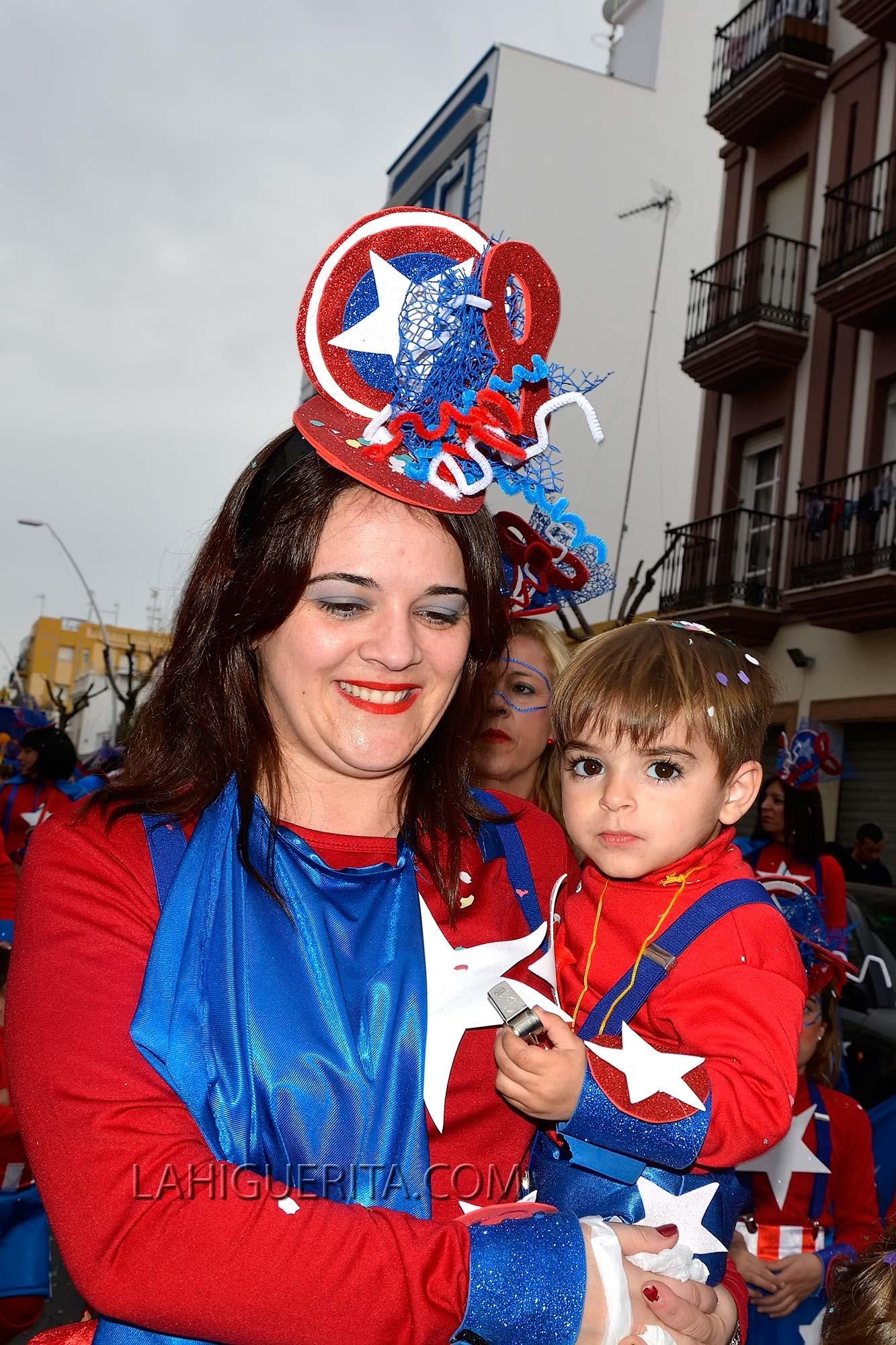 Cabalgata infantil carnaval isla cristina _DSC8323