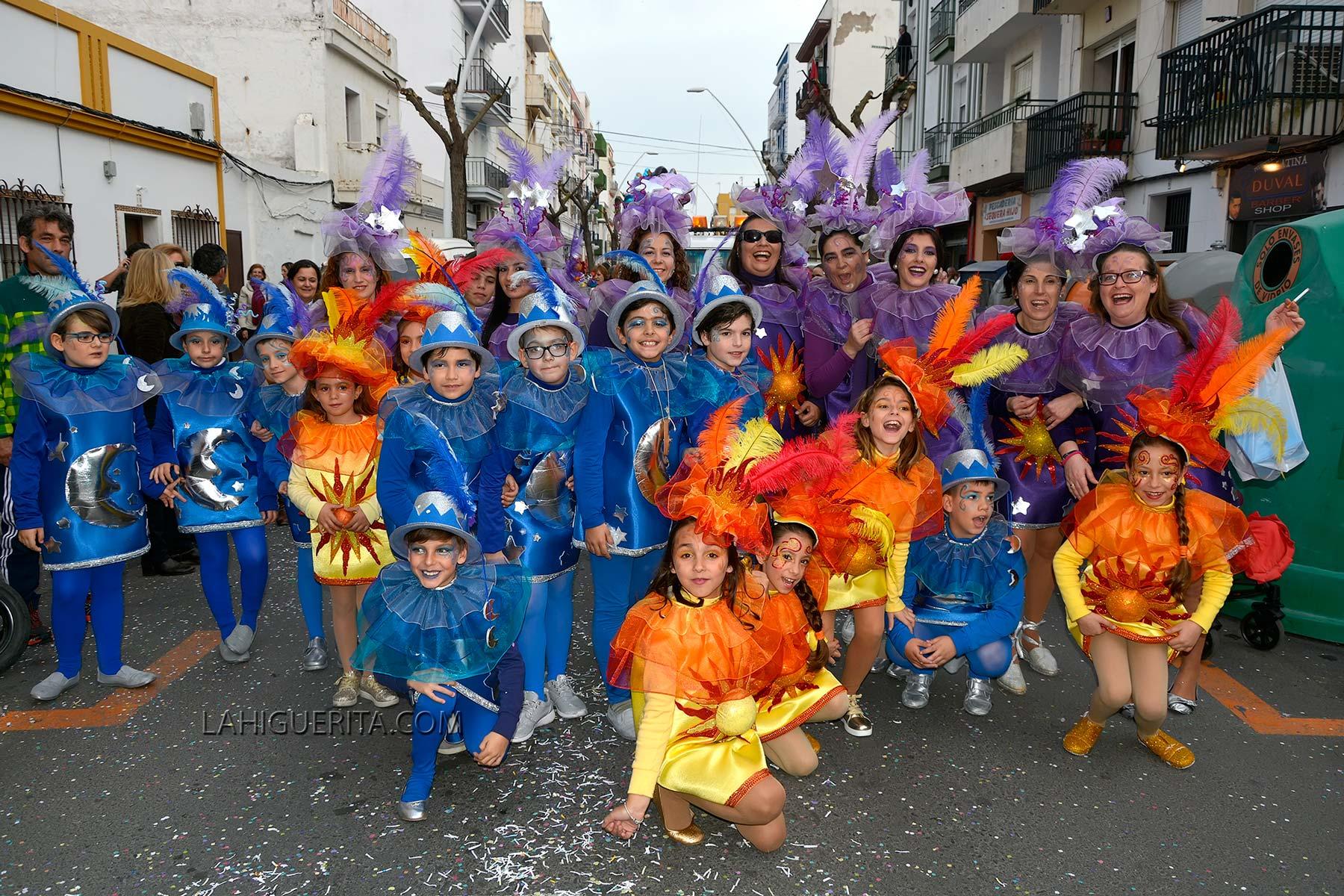 Cabalgata infantil carnaval isla cristina _DSC8335
