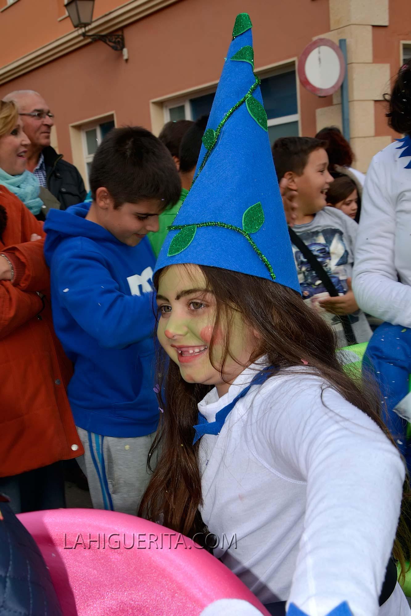 Cabalgata infantil carnaval isla cristina
