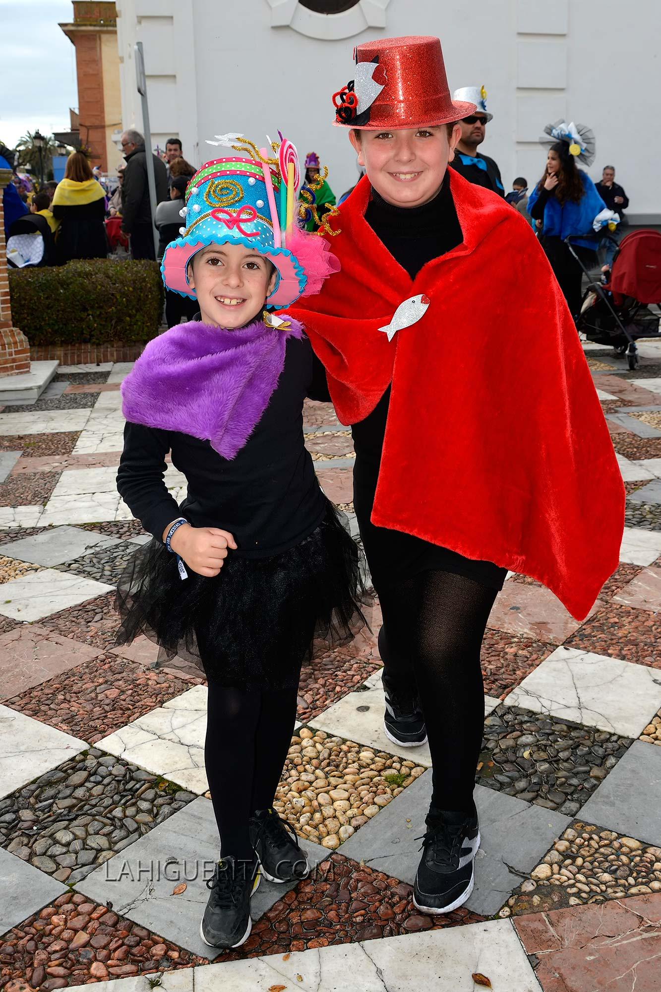 Cabalgata infantil de viudas carnaval de Isla cristina 2016 _DSC1783