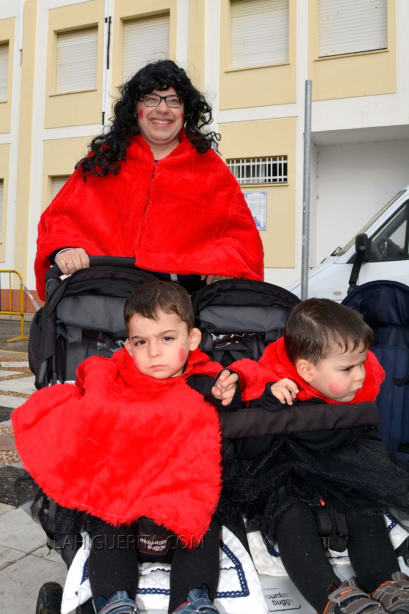 Cabalgata infantil de viudas carnaval de Isla cristina 2016 _DSC1814