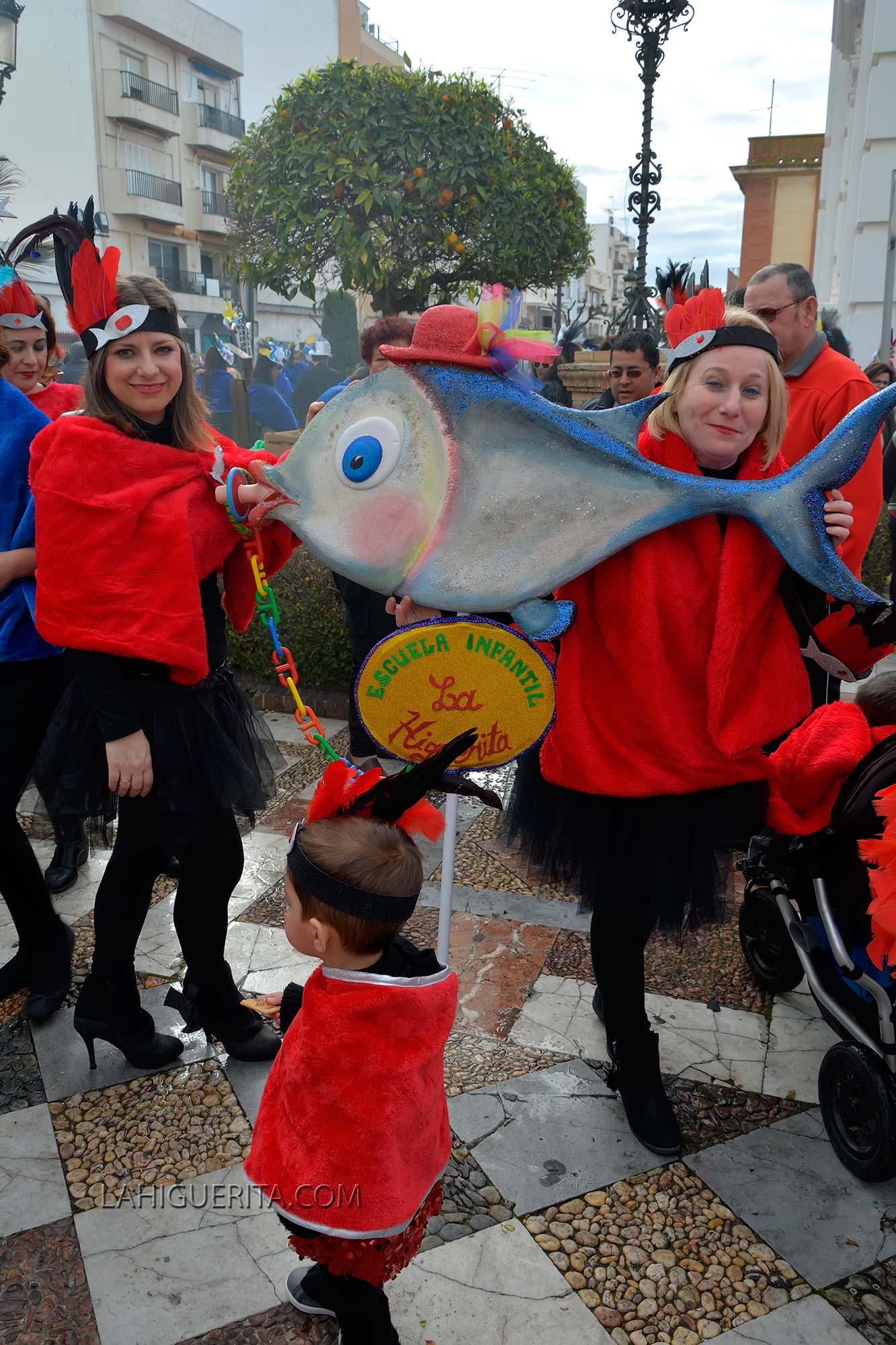 Cabalgata infantil de viudas carnaval de Isla cristina 2016 _DSC1818