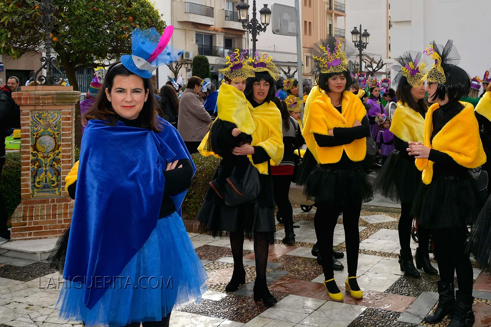 Cabalgata infantil de viudas carnaval de Isla cristina 2016 _DSC1825