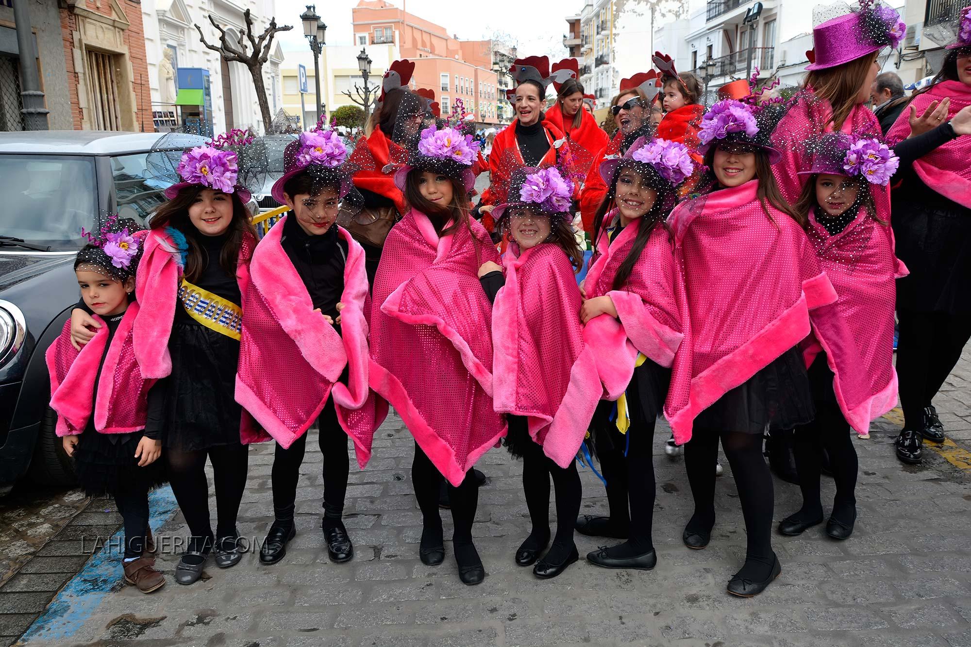Cabalgata infantil de viudas carnaval de Isla cristina 2016 _DSC1871