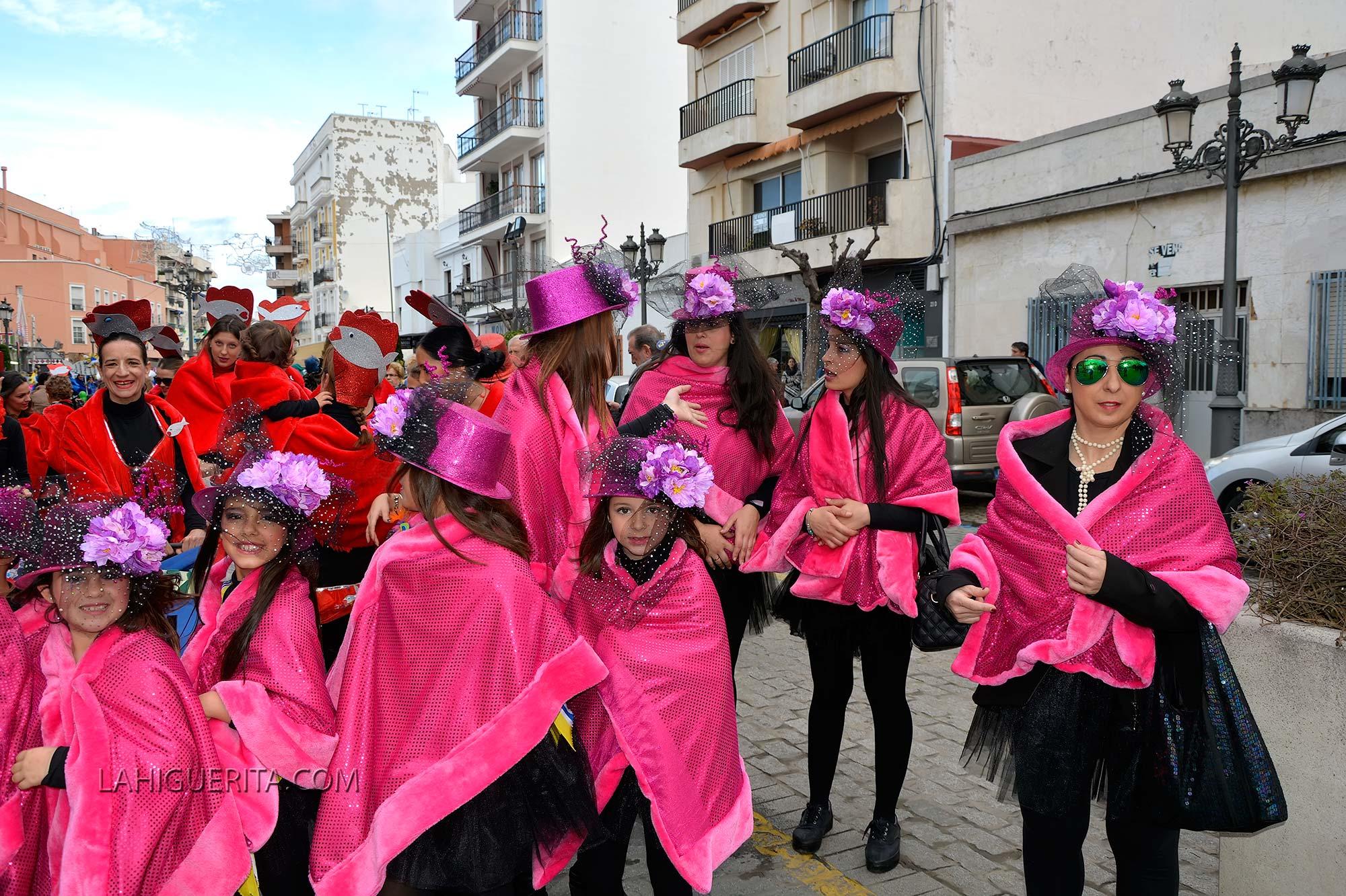 Cabalgata infantil de viudas carnaval de Isla cristina 2016 _DSC1873