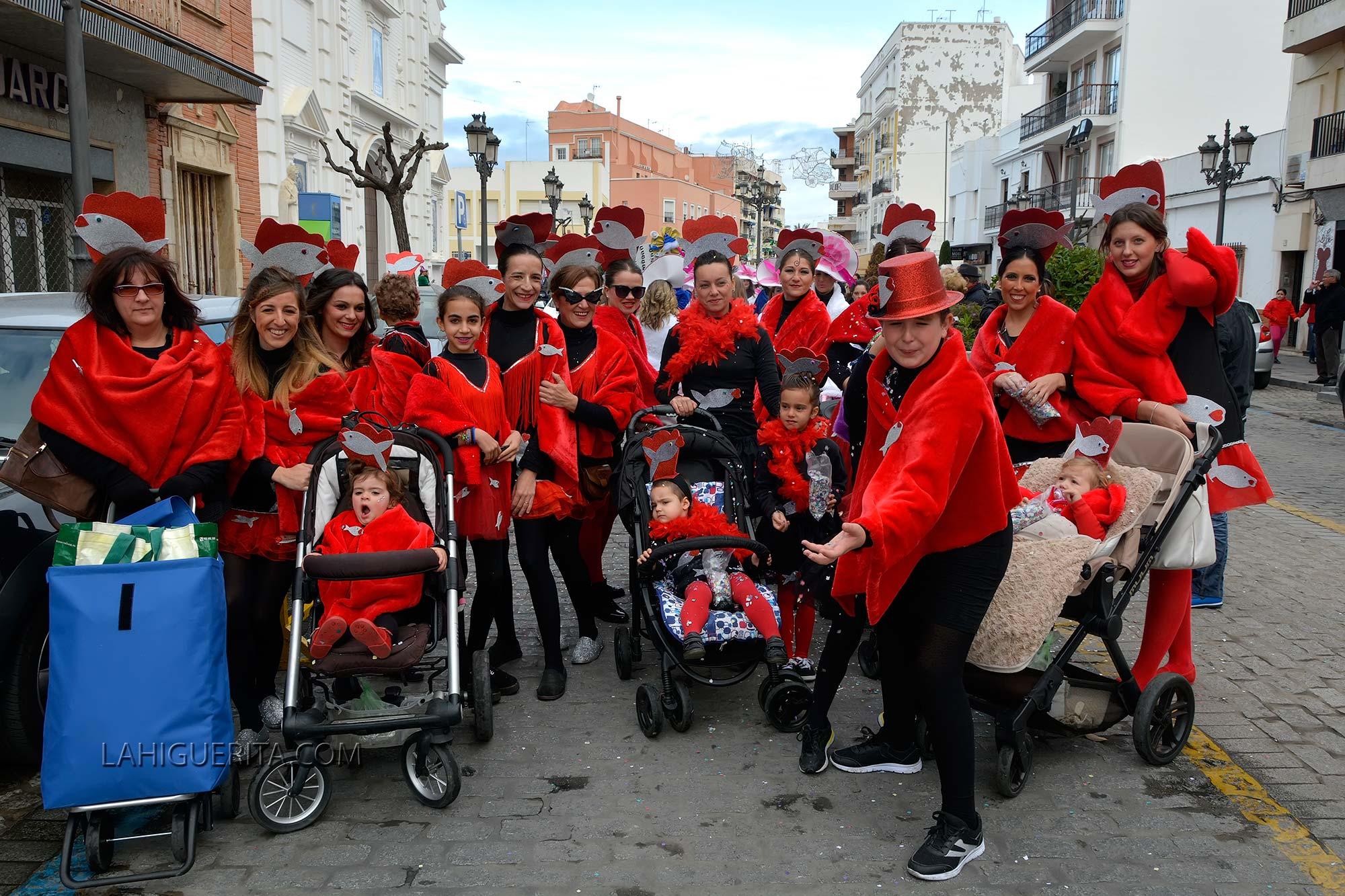 Cabalgata infantil de viudas carnaval de Isla cristina 2016 _DSC1879