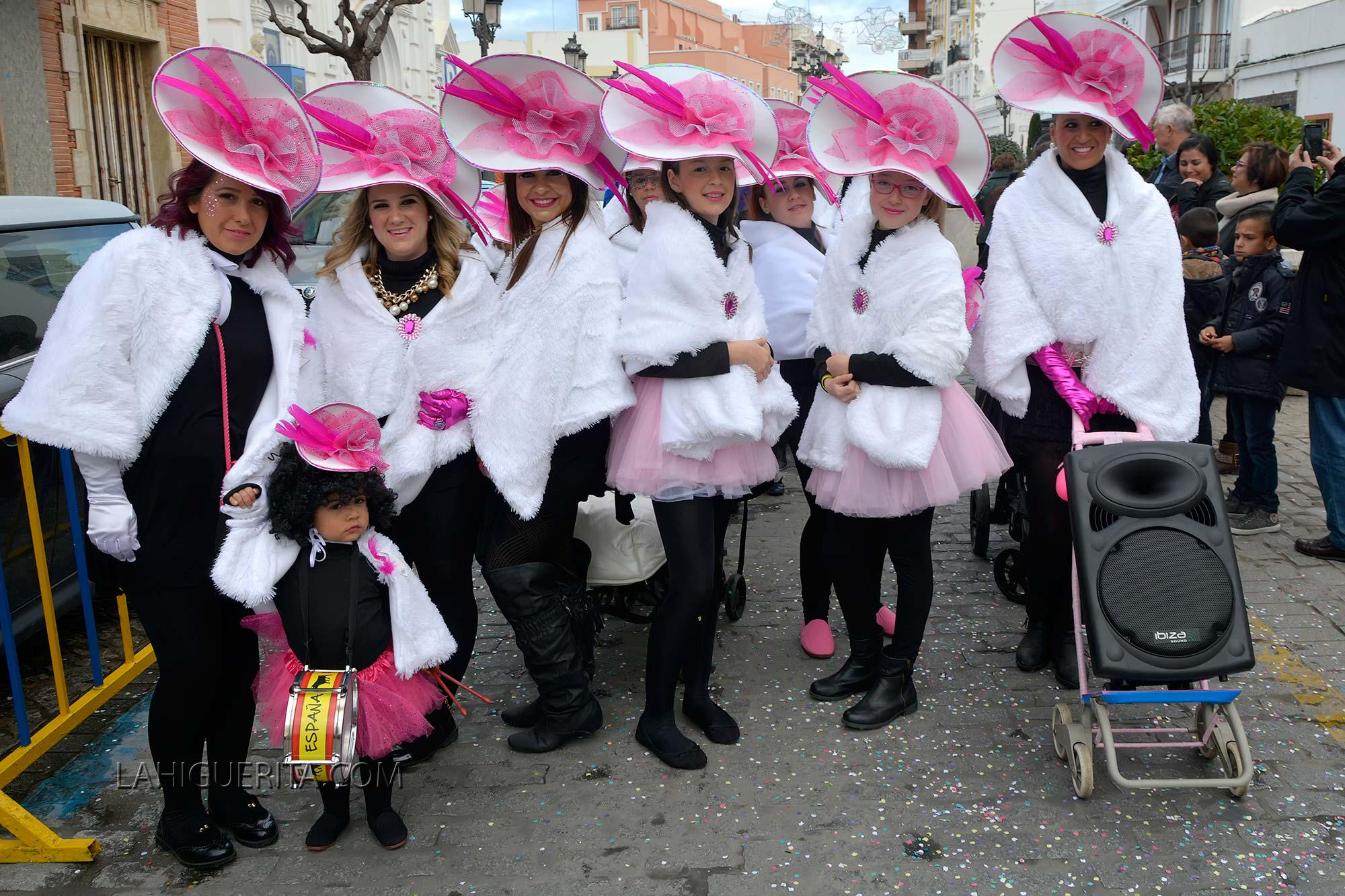 Cabalgata infantil de viudas carnaval de Isla cristina 2016 _DSC1882