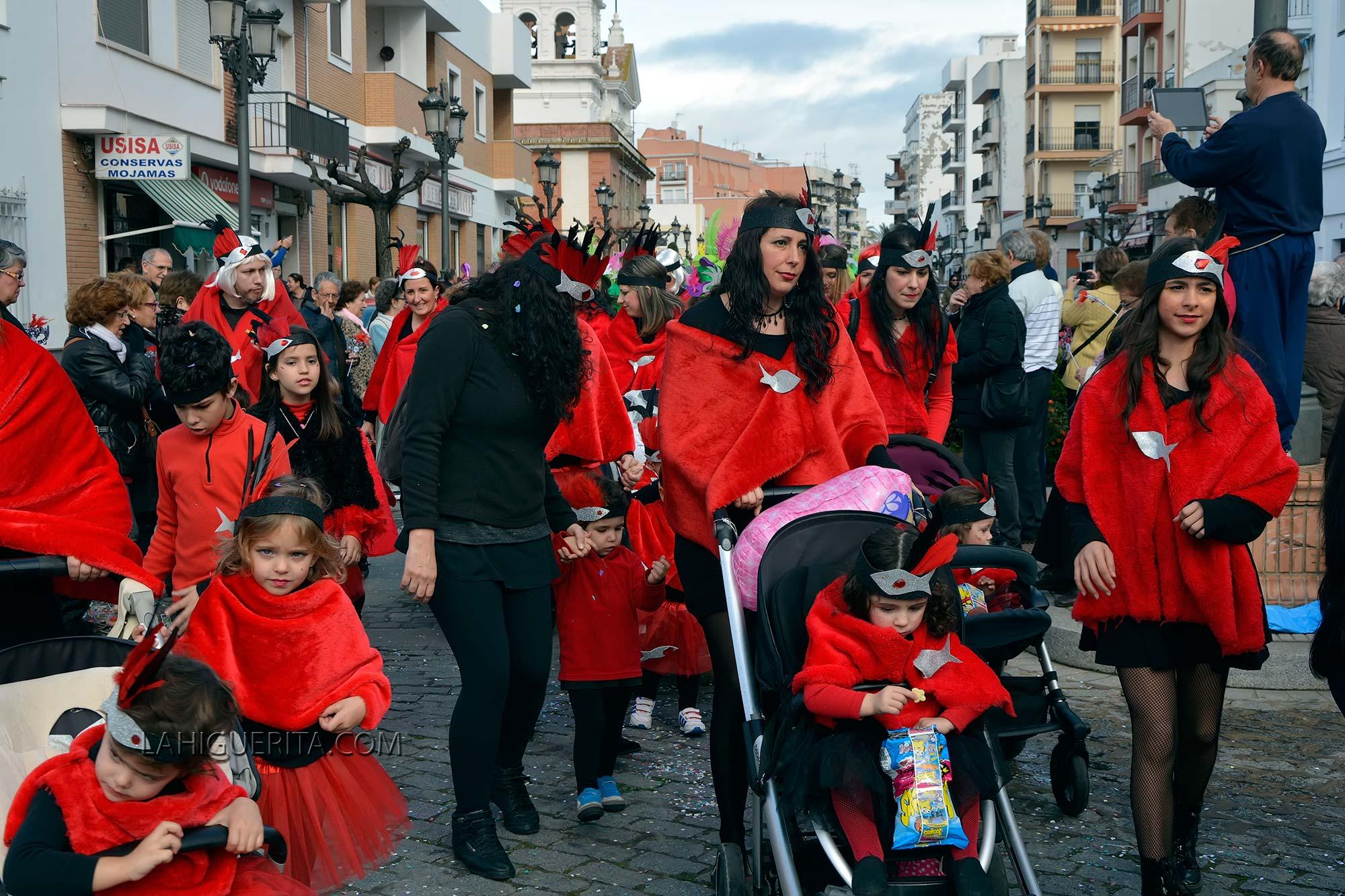 Cabalgata infantil de viudas carnaval de Isla cristina 2016 _DSC1898