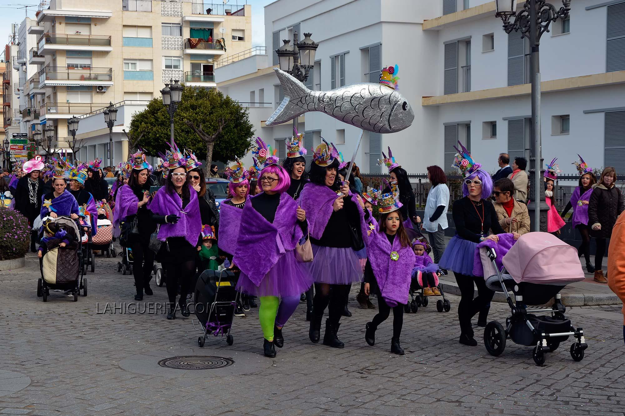 Cabalgata infantil de viudas carnaval de Isla cristina 2016 _DSC1910