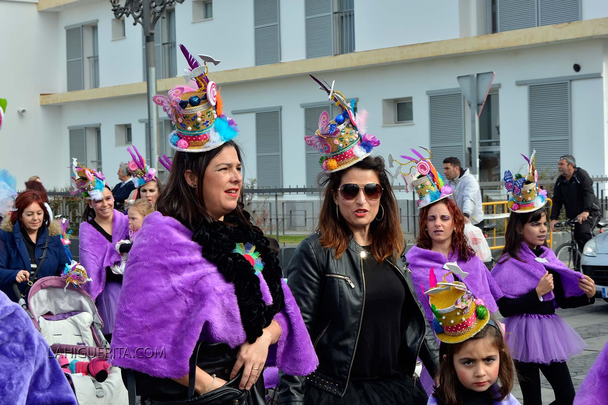 Cabalgata infantil de viudas carnaval de Isla cristina 2016 _DSC1914