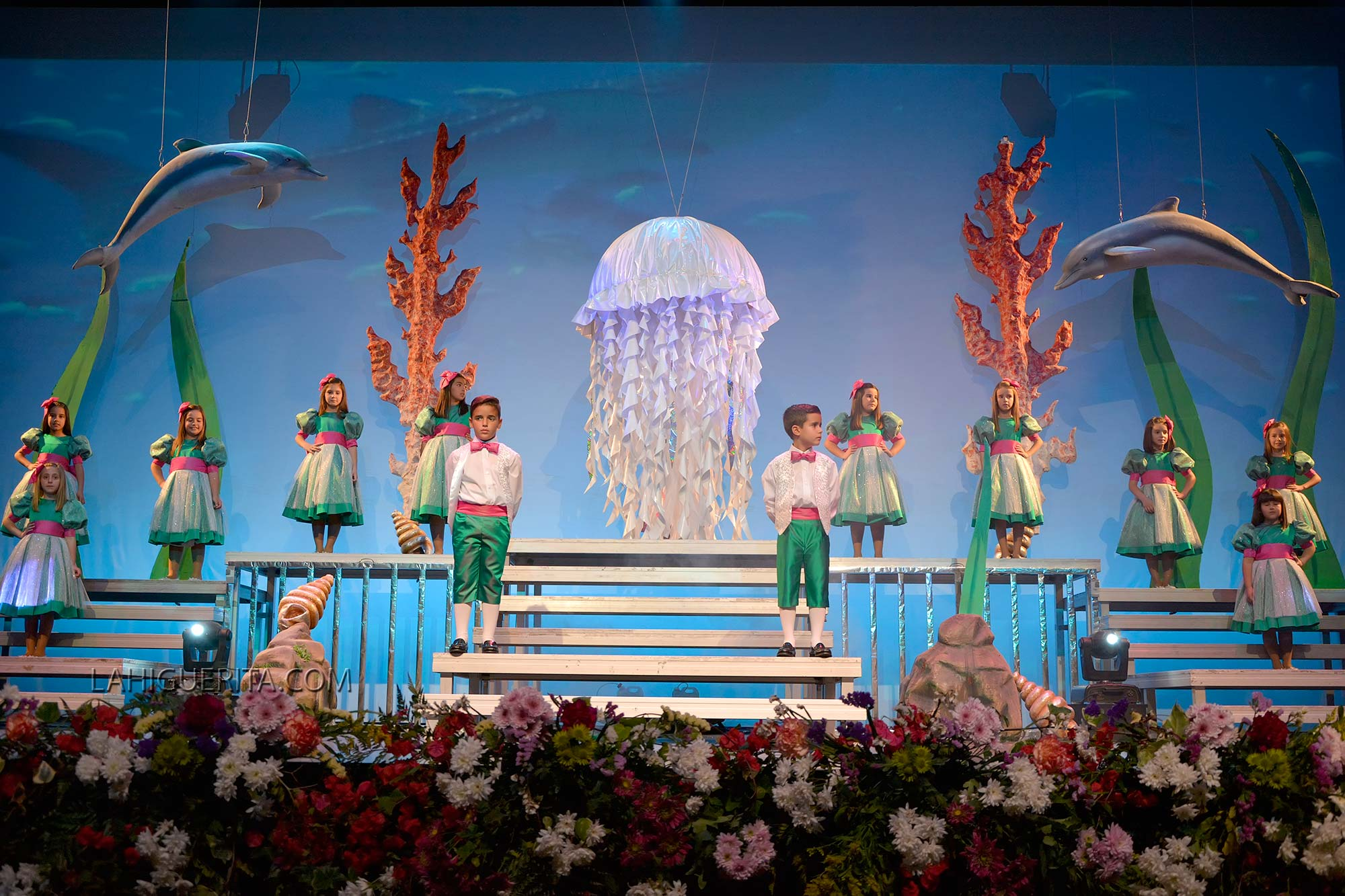 Coronacion infantil carnaval isla cristina 2016 _DSC2200