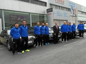 Huelva Wagen, marca oficial del Europeo de Fútbol Sala para Sordos