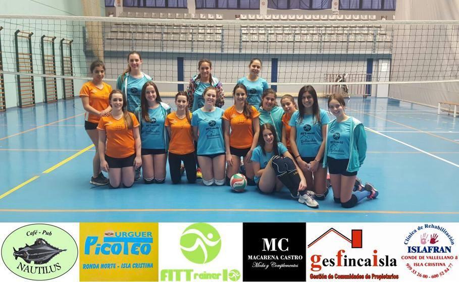Gran Victoria del Voleibol Isla Cristina Vic