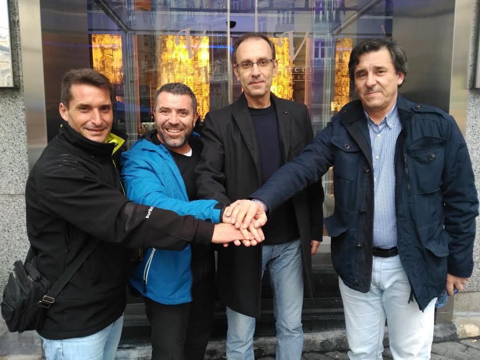 Huelva 2016 y Seremercross promocionarán juntos los Juegos Europeos de Policías