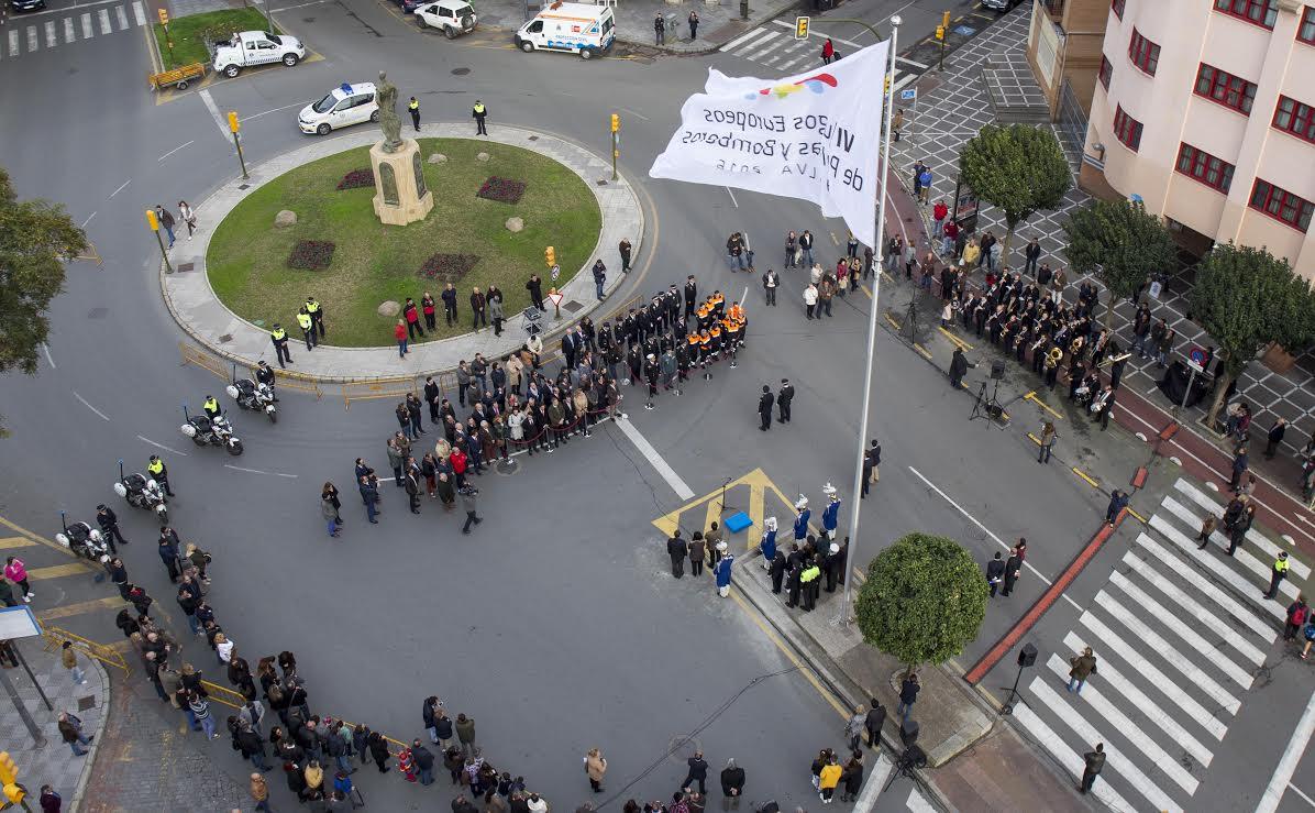 Huelva preparada para acoger los VI Juegos Europeos de Policías y Bomberos
