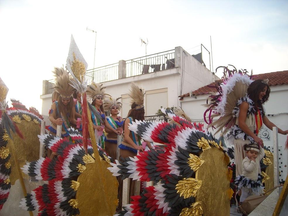 Carnaval en Villablanca