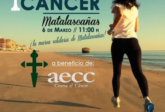 I Carrera / Caminata Solidaria Contra el Cáncer Playa de Doñana – Matalascañas