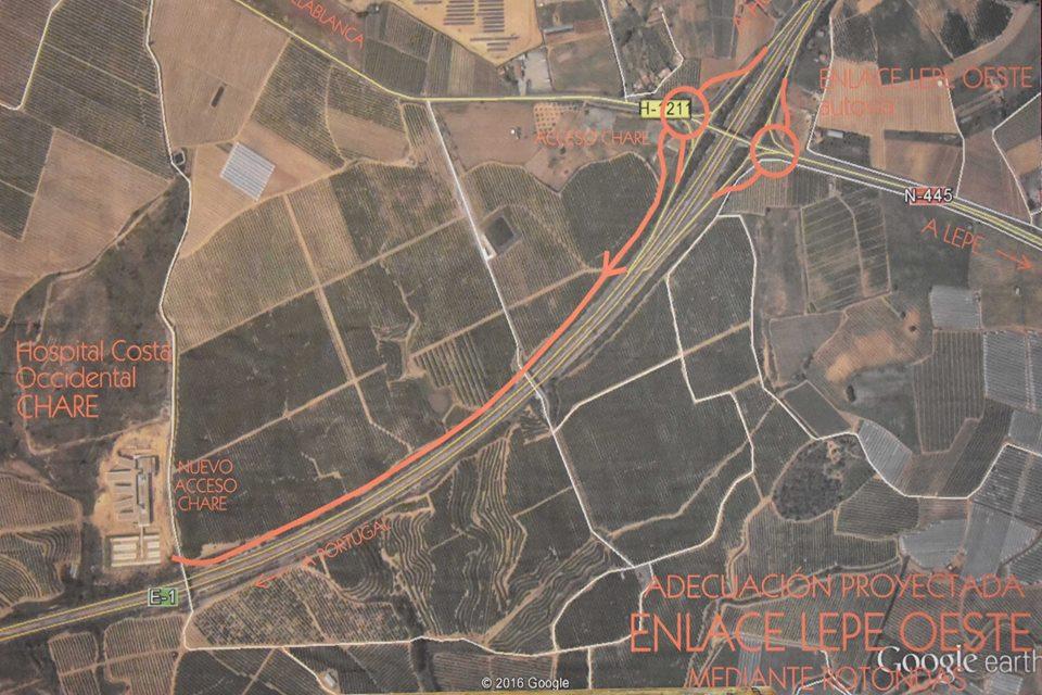 Nuevos avances de cara a la puesta en marcha del Chare de la Costa Occidental de Huelva.