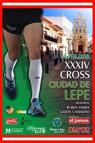 XXXIV Cross Ciudad de Lepe - Memorial Rubén María Gatón Camacho