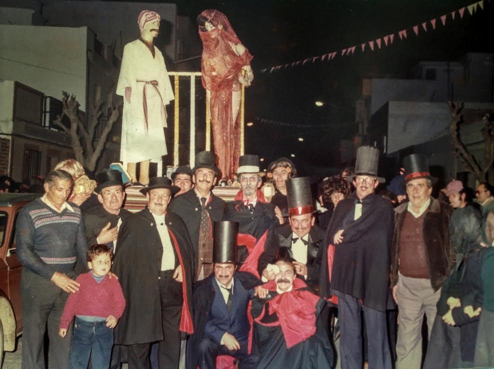 Entierro de la Sardina, el origen del Carnaval de Isla Cristina