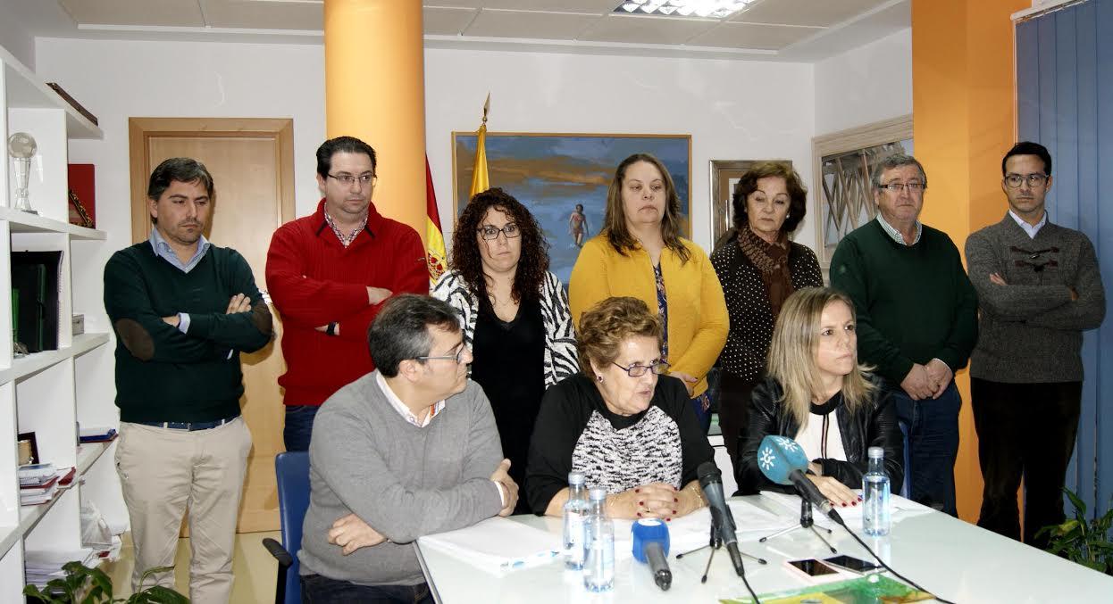 Nota tras la rueda de prensa ofrecida pro el Equipo de Gobierno isleño sobre el ERE