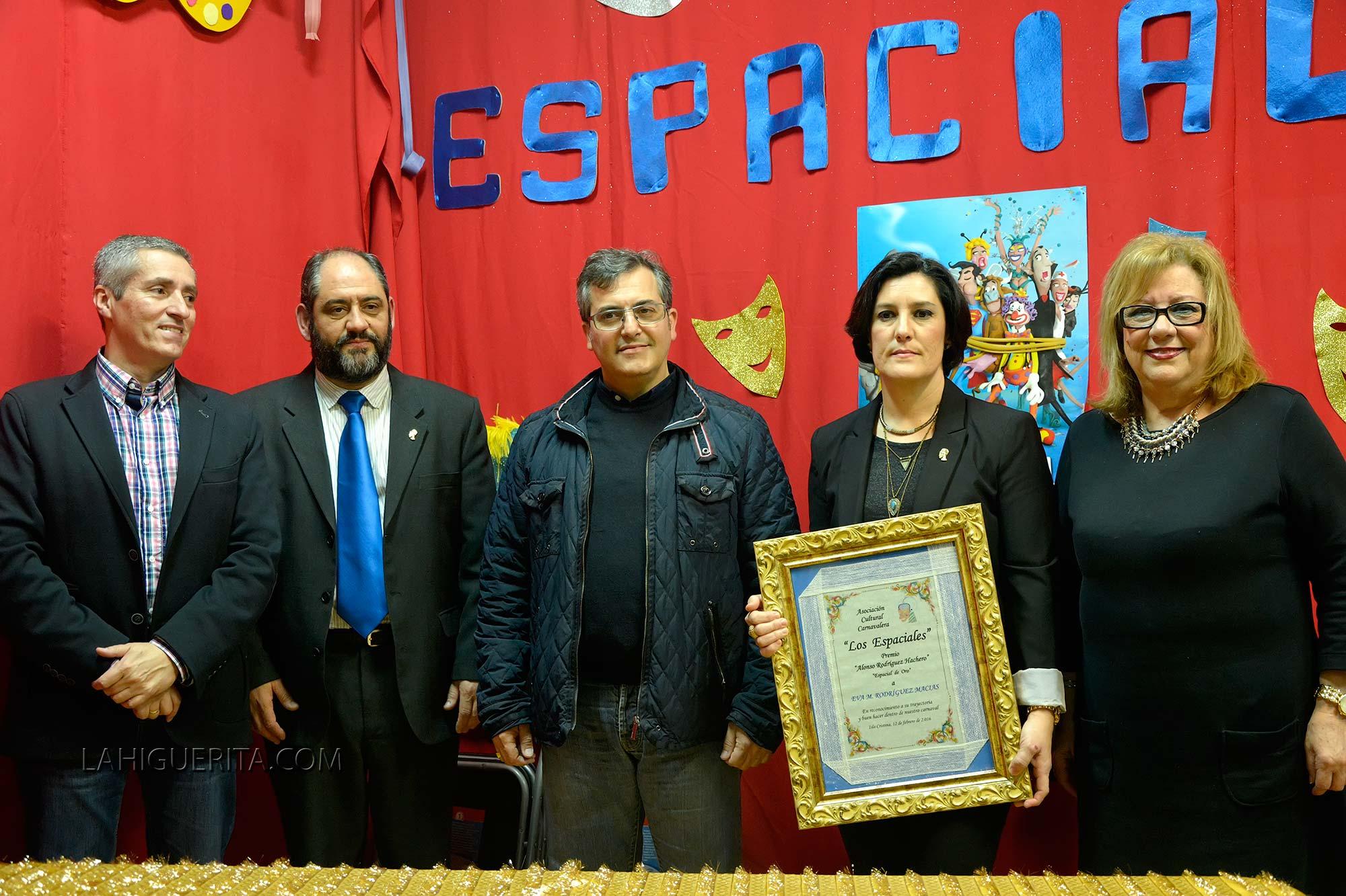 Entregados los premios Manolo Cabot y Espacial de Oro